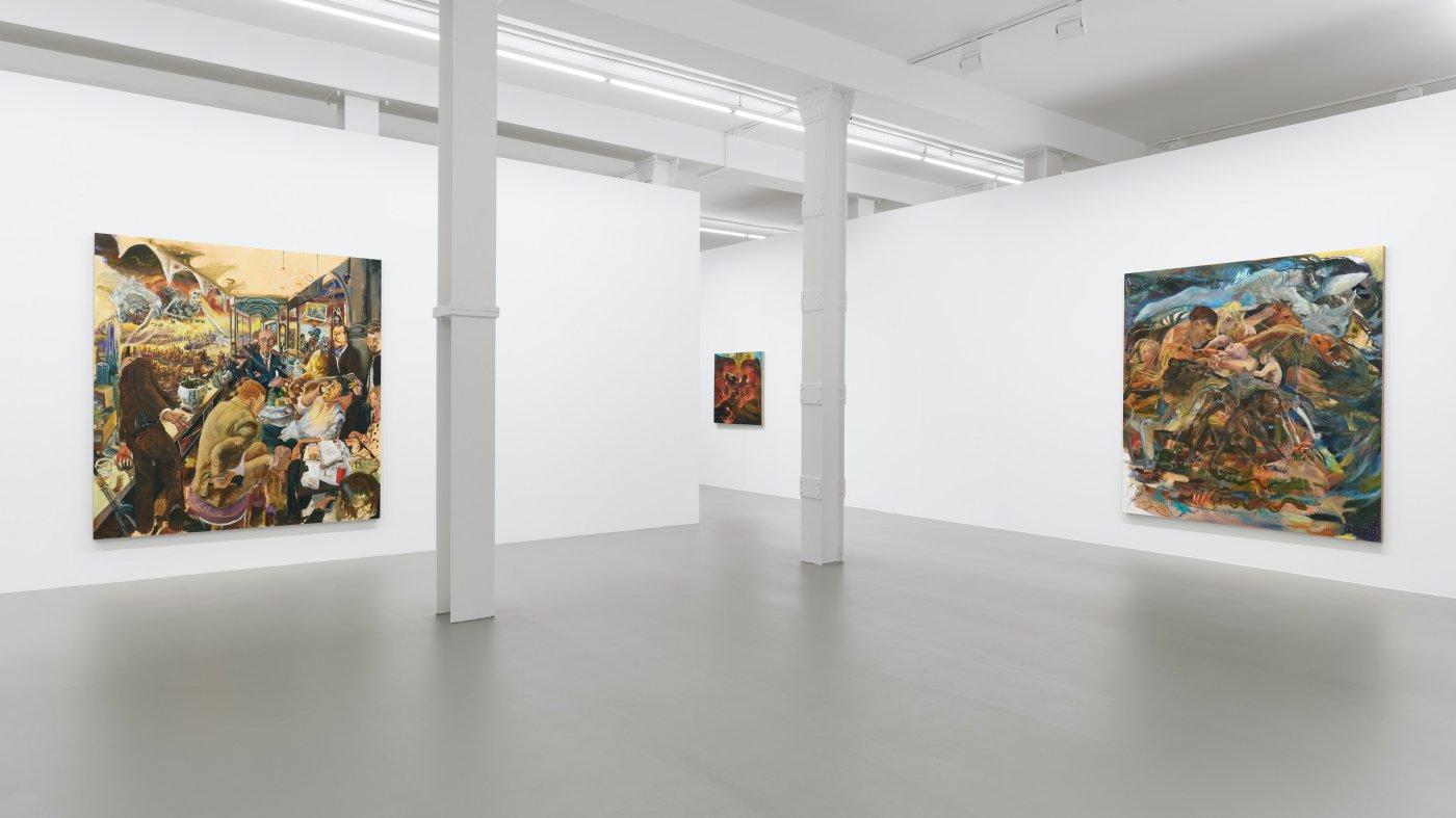 Galerie Max Hetzler Celeste Dupuy-Spencer 2