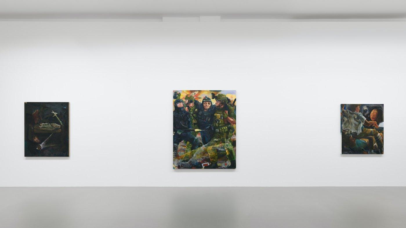 Galerie Max Hetzler Celeste Dupuy-Spencer 3