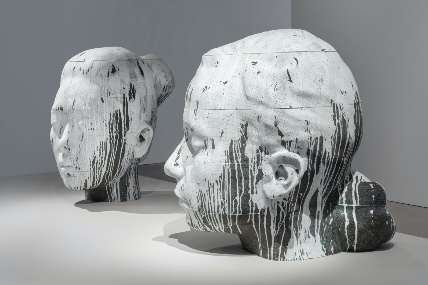 Gray Warehouse Jaume Plensa 5