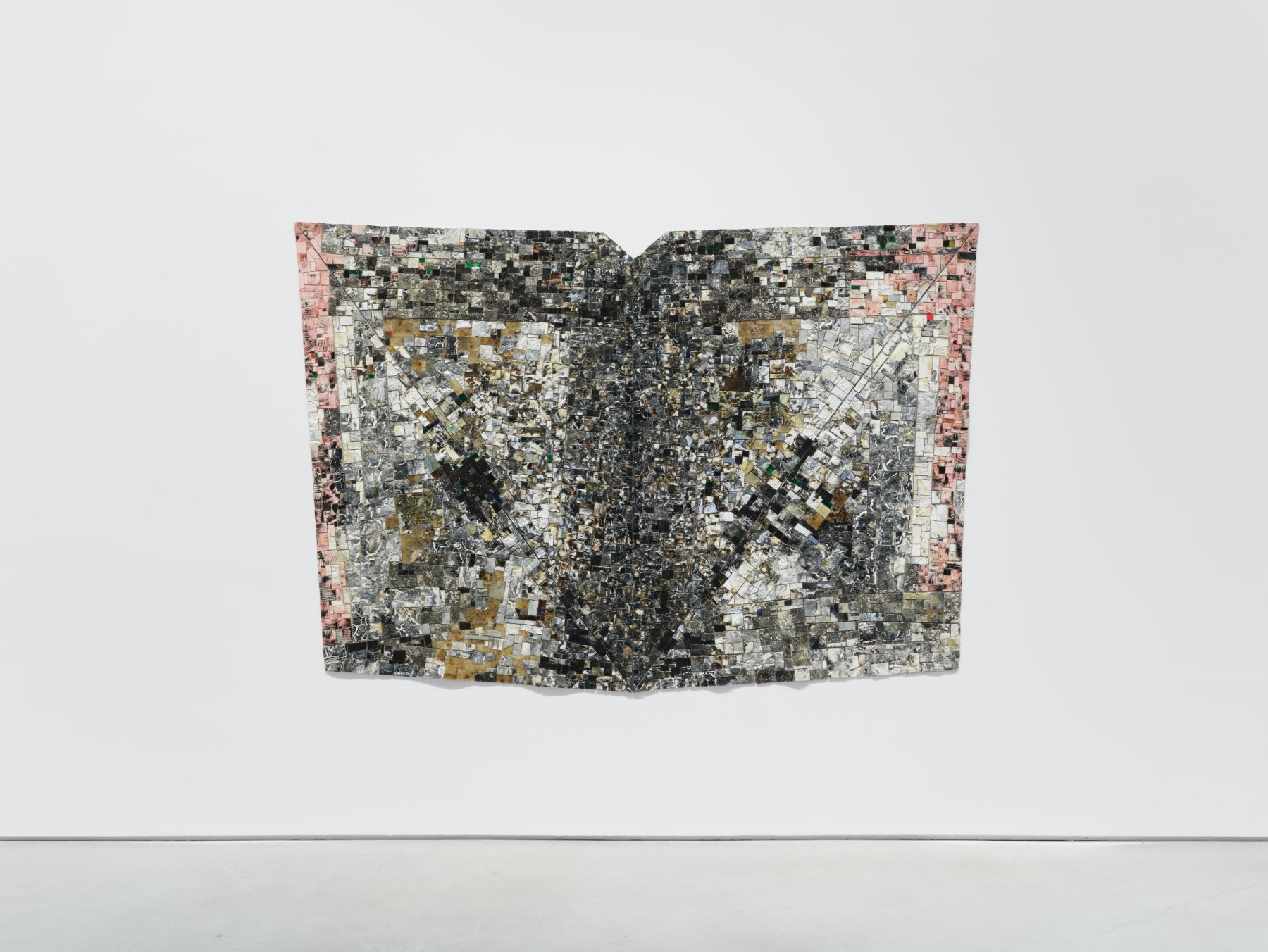 Hauser Wirth 22nd Jack Whitten 1