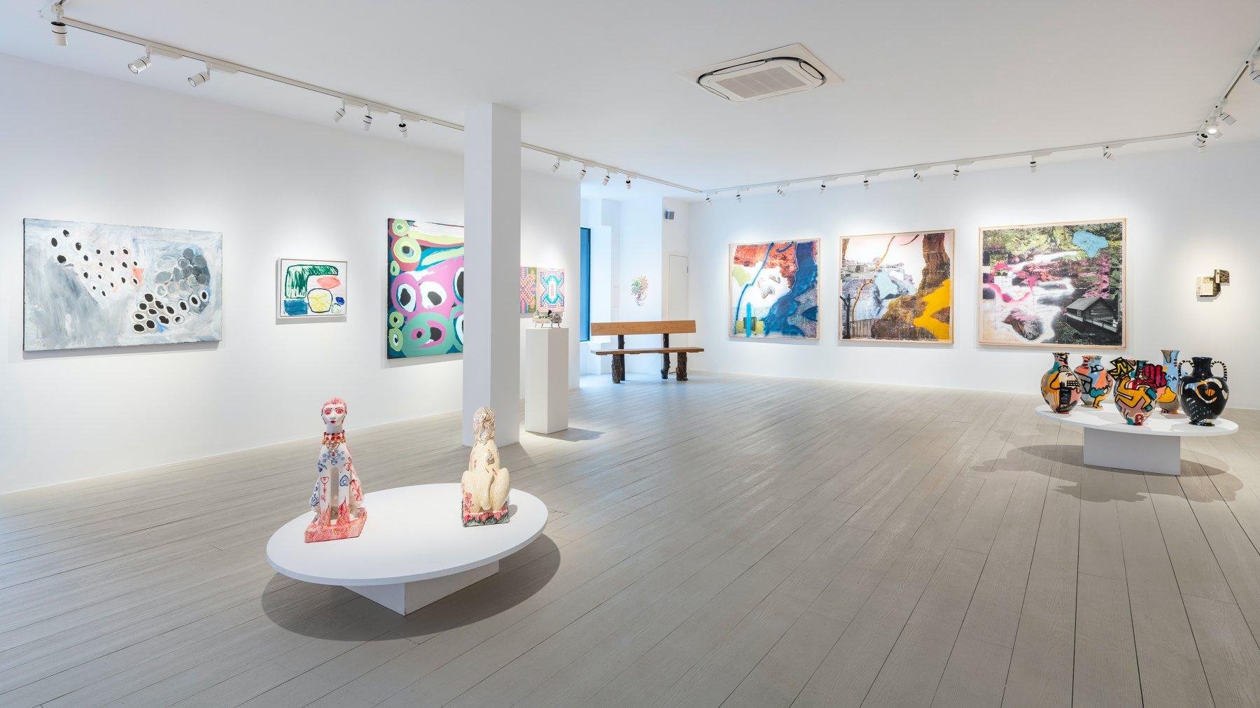 JGM Gallery Merry-Go-Round 1