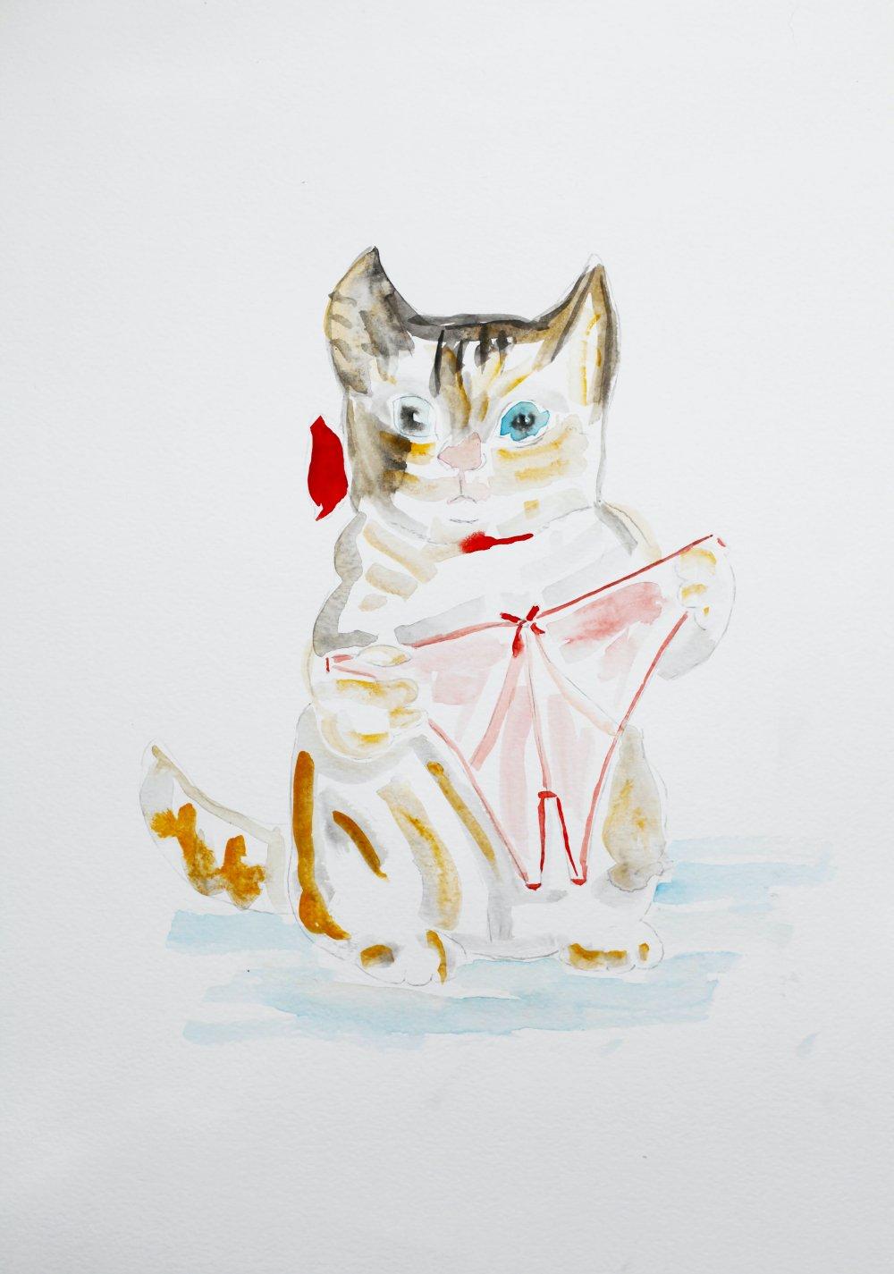 Sex kitten (pink)