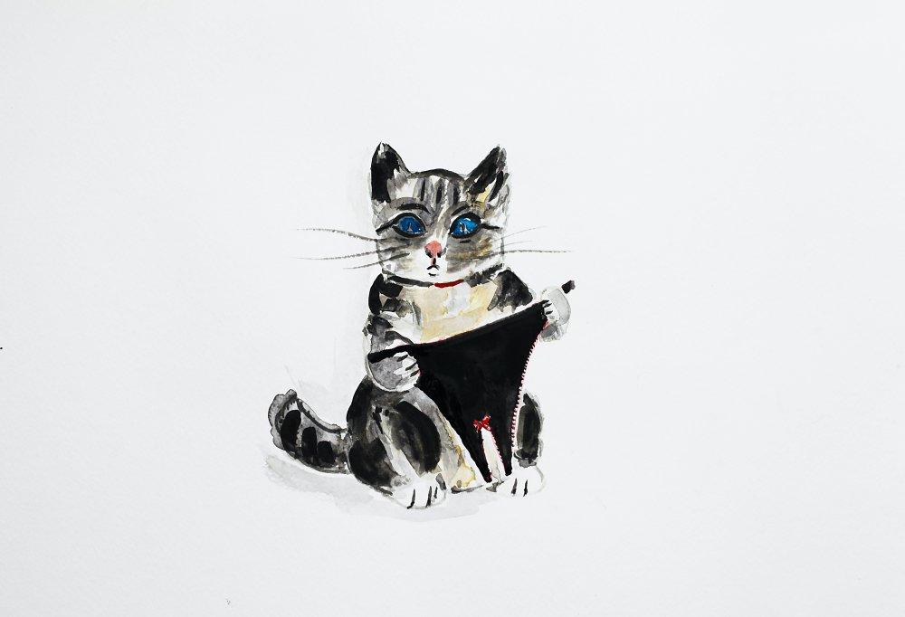 Sex kitten (black)