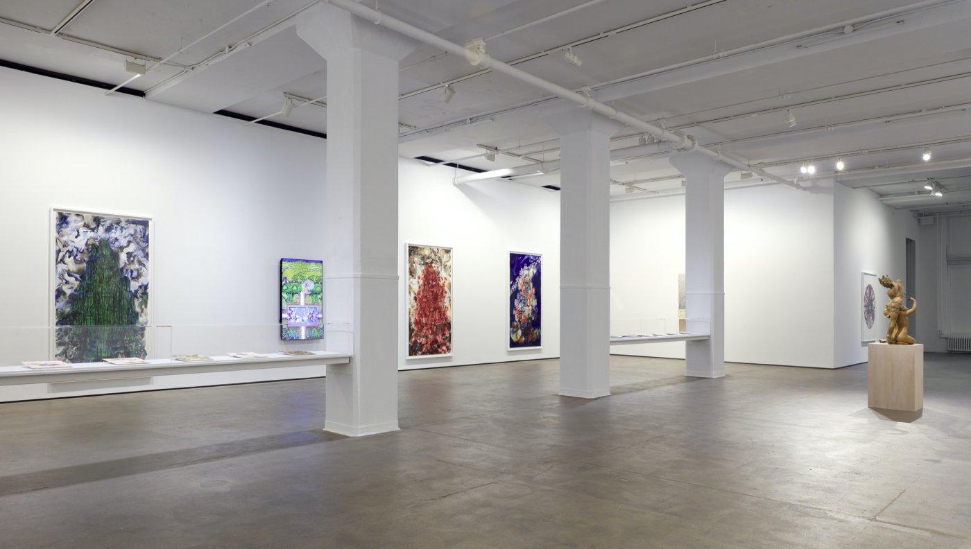Sean Kelly Gallery Shahzia Sikander 10
