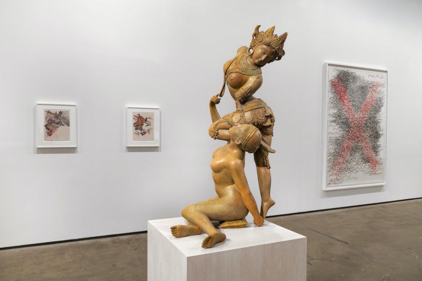 Sean Kelly Gallery Shahzia Sikander 3