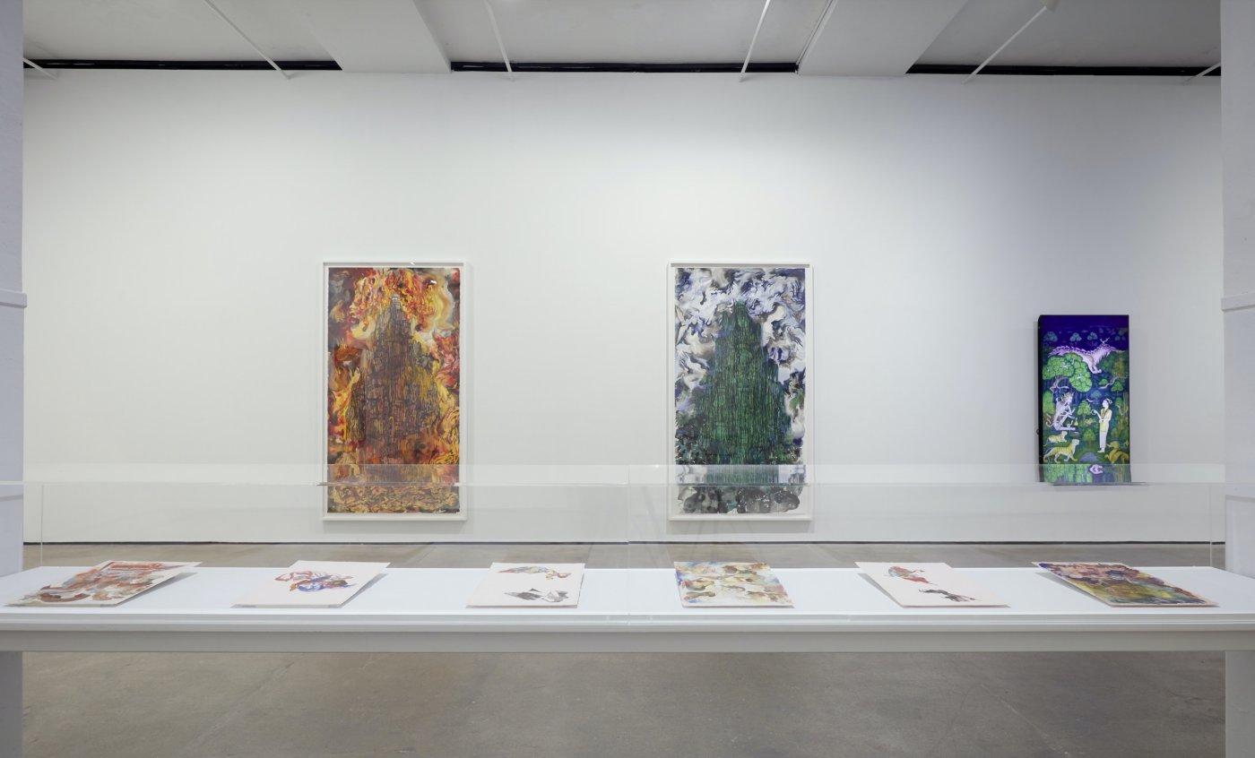 Sean Kelly Gallery Shahzia Sikander 9