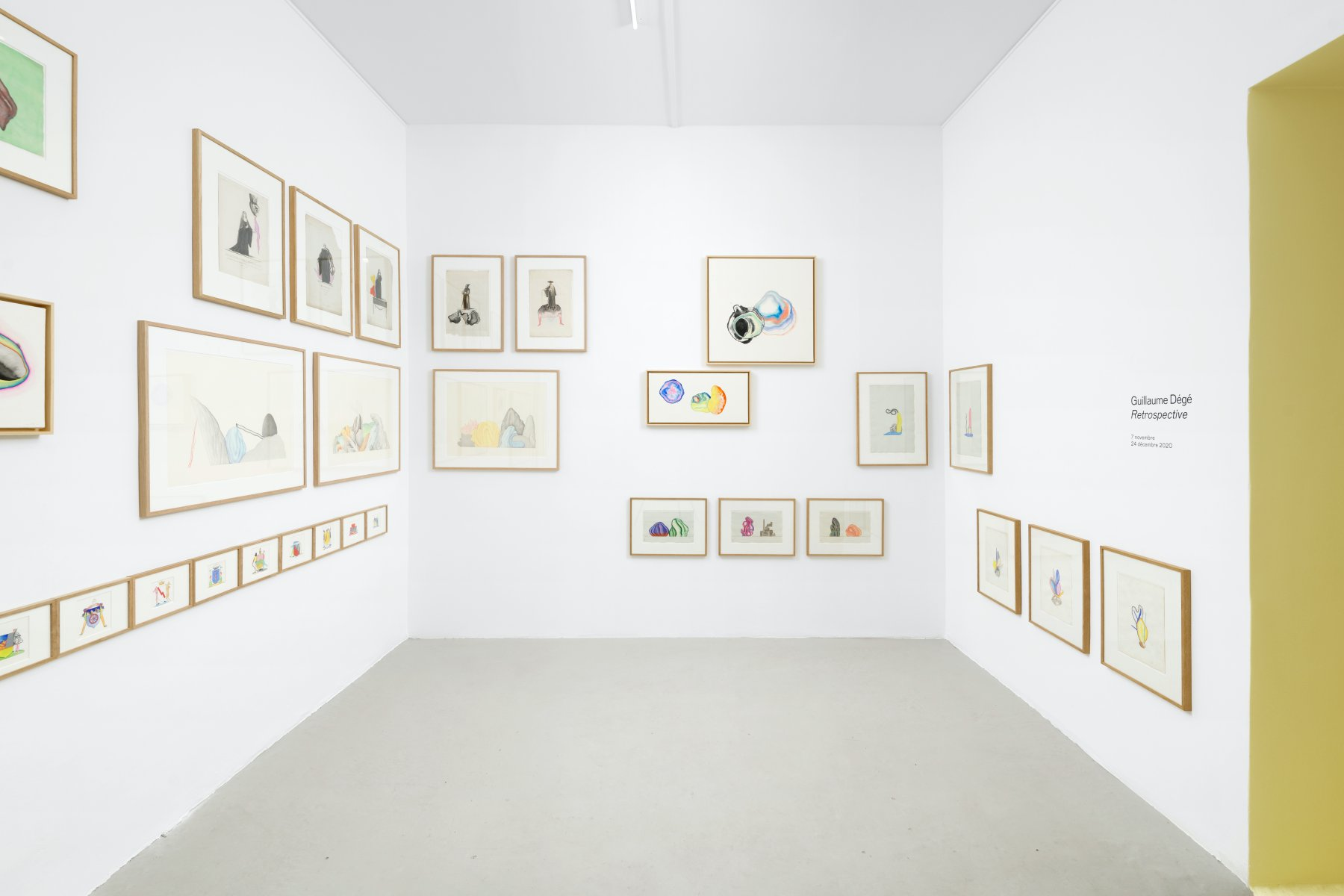 Semiose Project Room Guillaume Dege 1