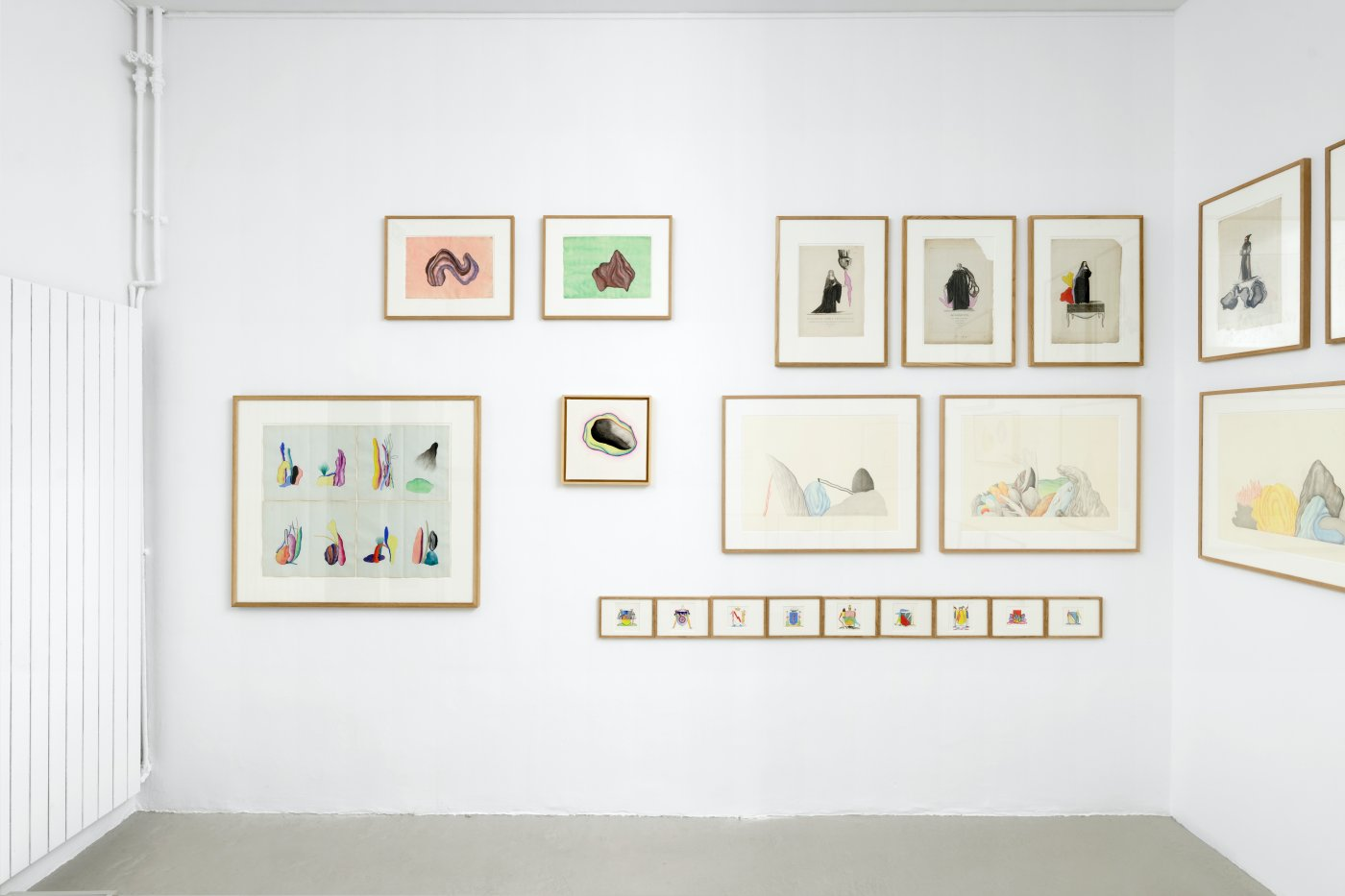 Semiose Project Room Guillaume Dege 2