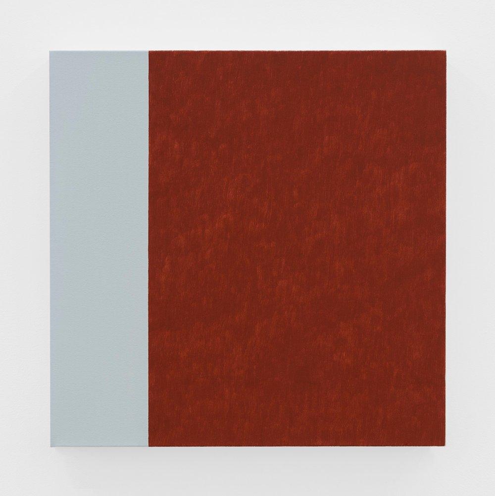 Fresco: Pale Painting: Indigo/Caput Mortuum