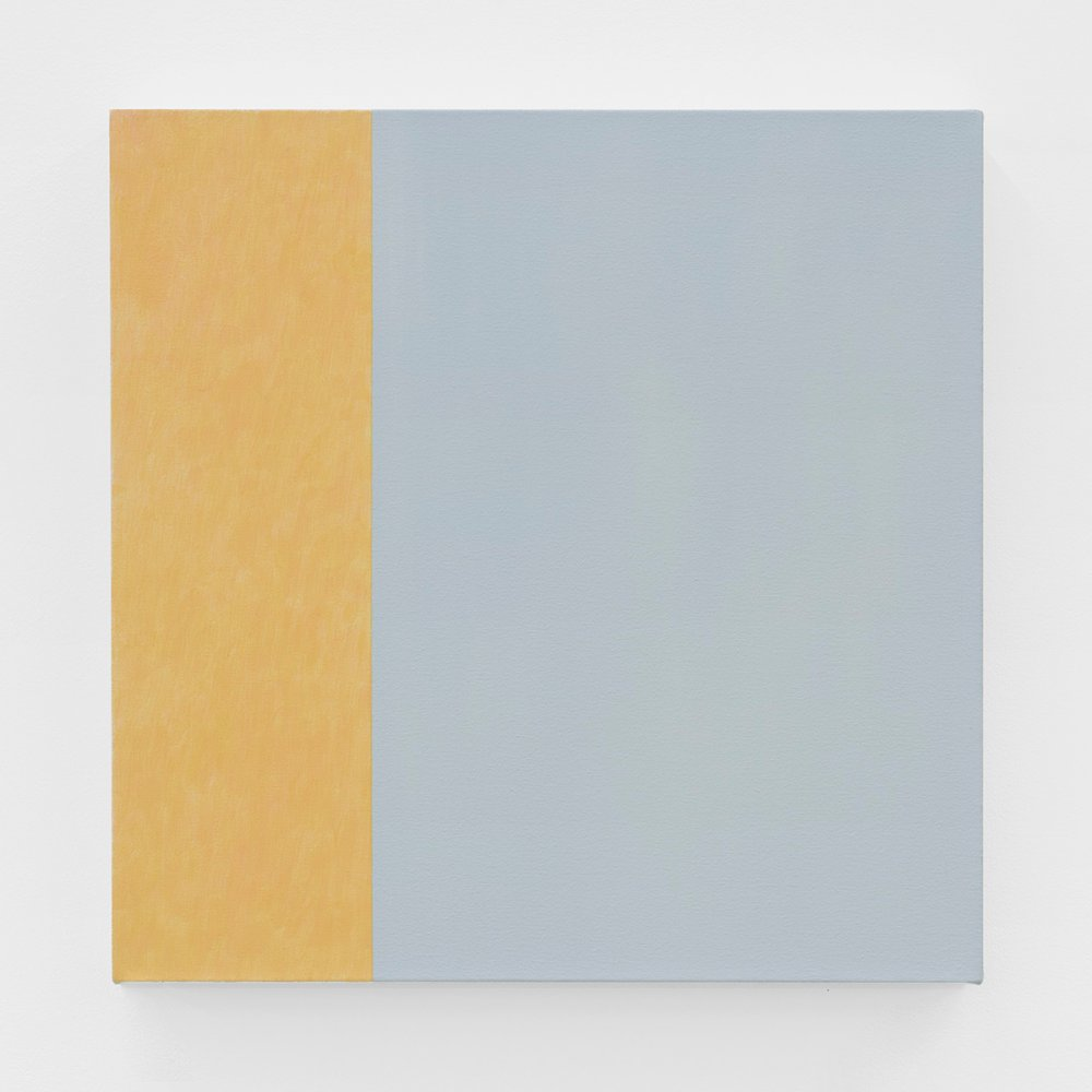Pale Painting: Naples Yellow Reddish/Indigo