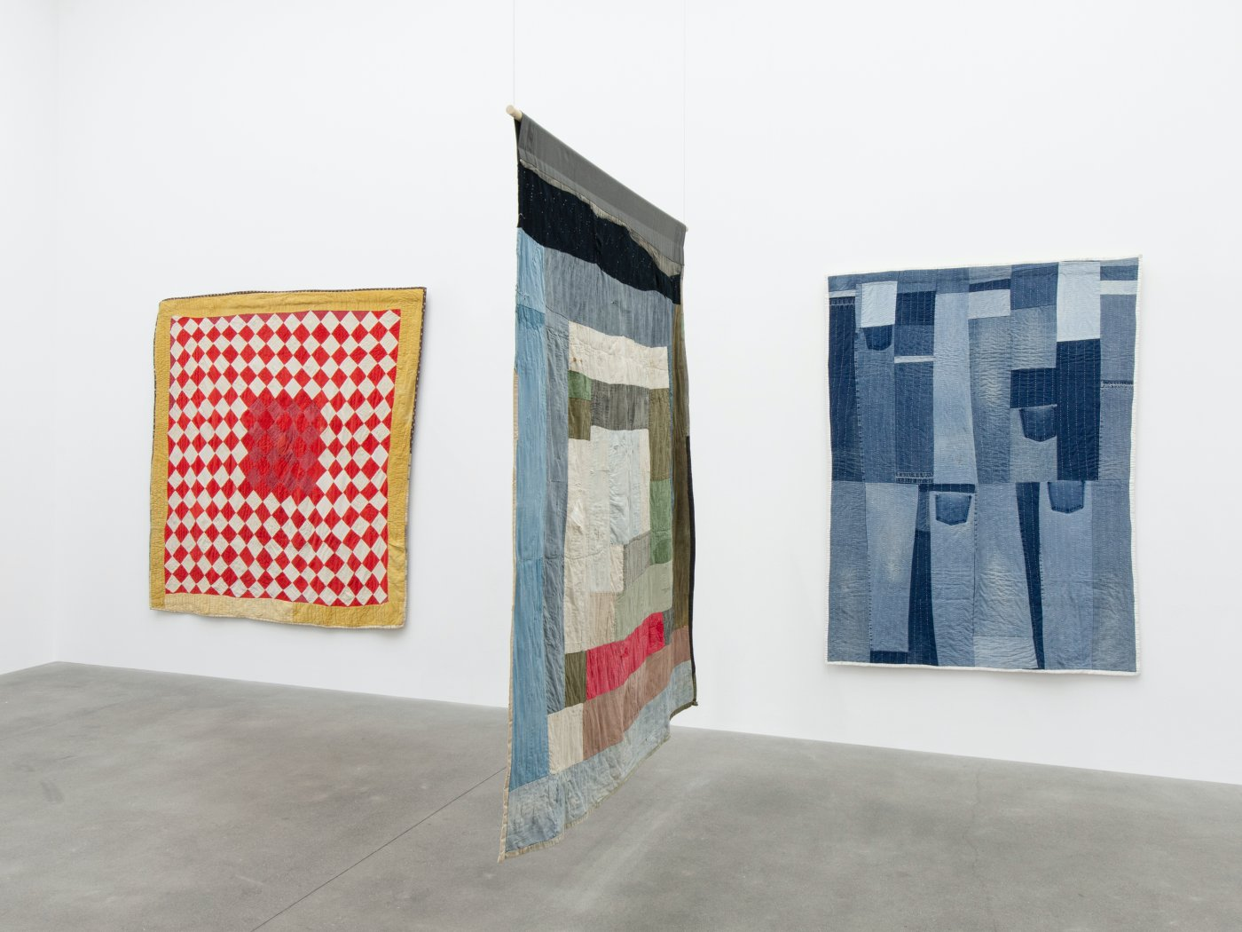 Alison Jacques The Gees Bend Quiltmakers 3