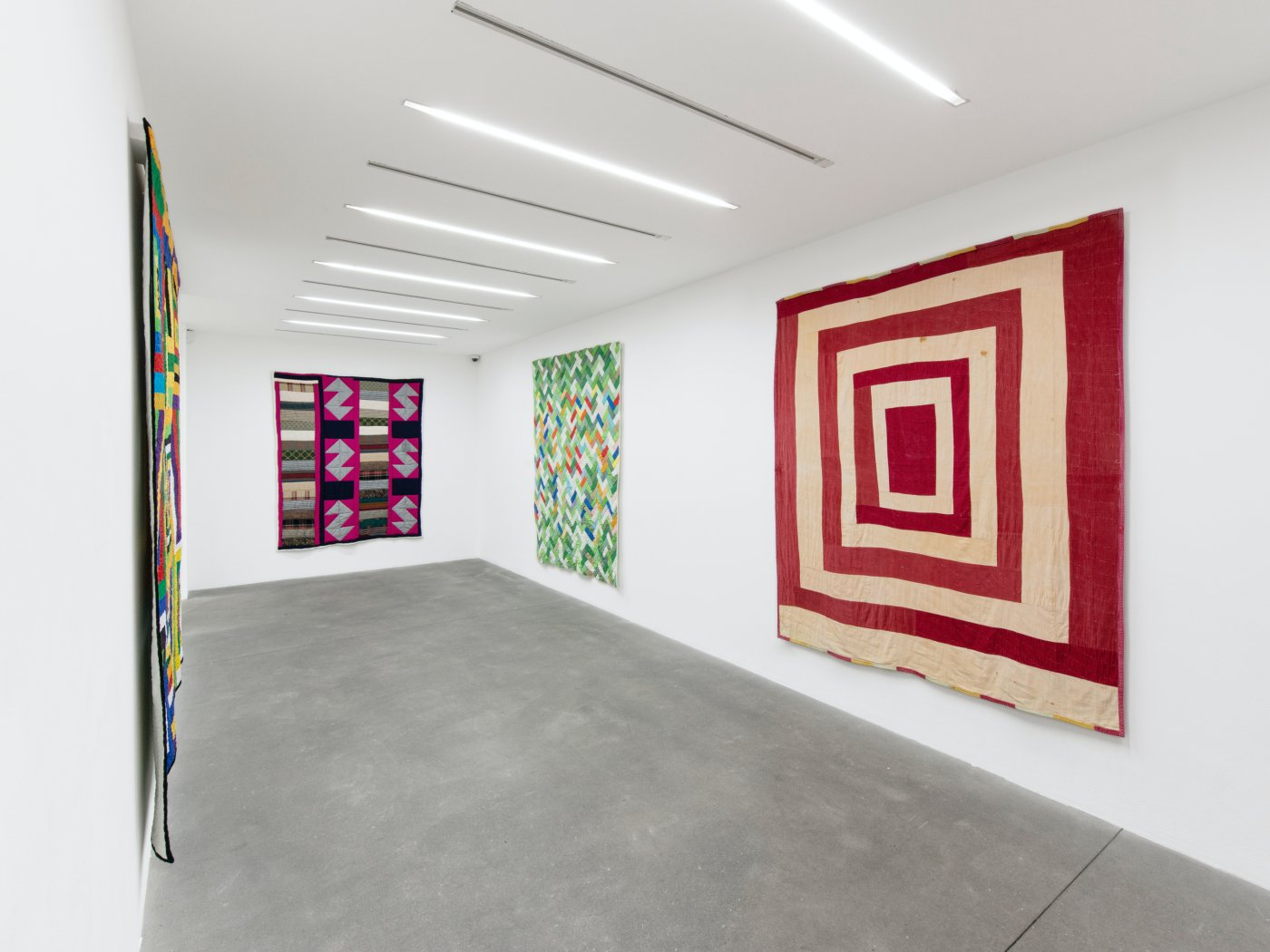 Alison Jacques The Gees Bend Quiltmakers 8