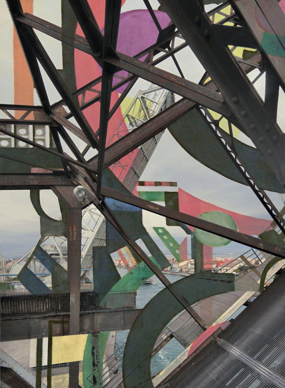 Les Nouveaux Constructeurs, Sète – Pont Sadi-Carnot n°2