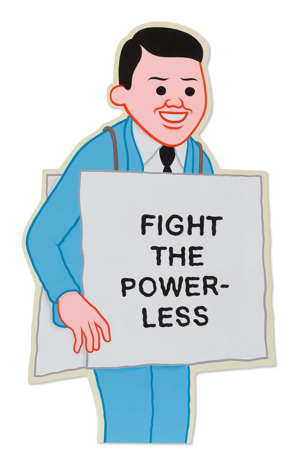 Fight the powerless