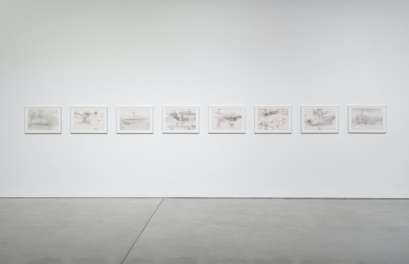 Gagosian Beverly Hills Gerhard Richter 5