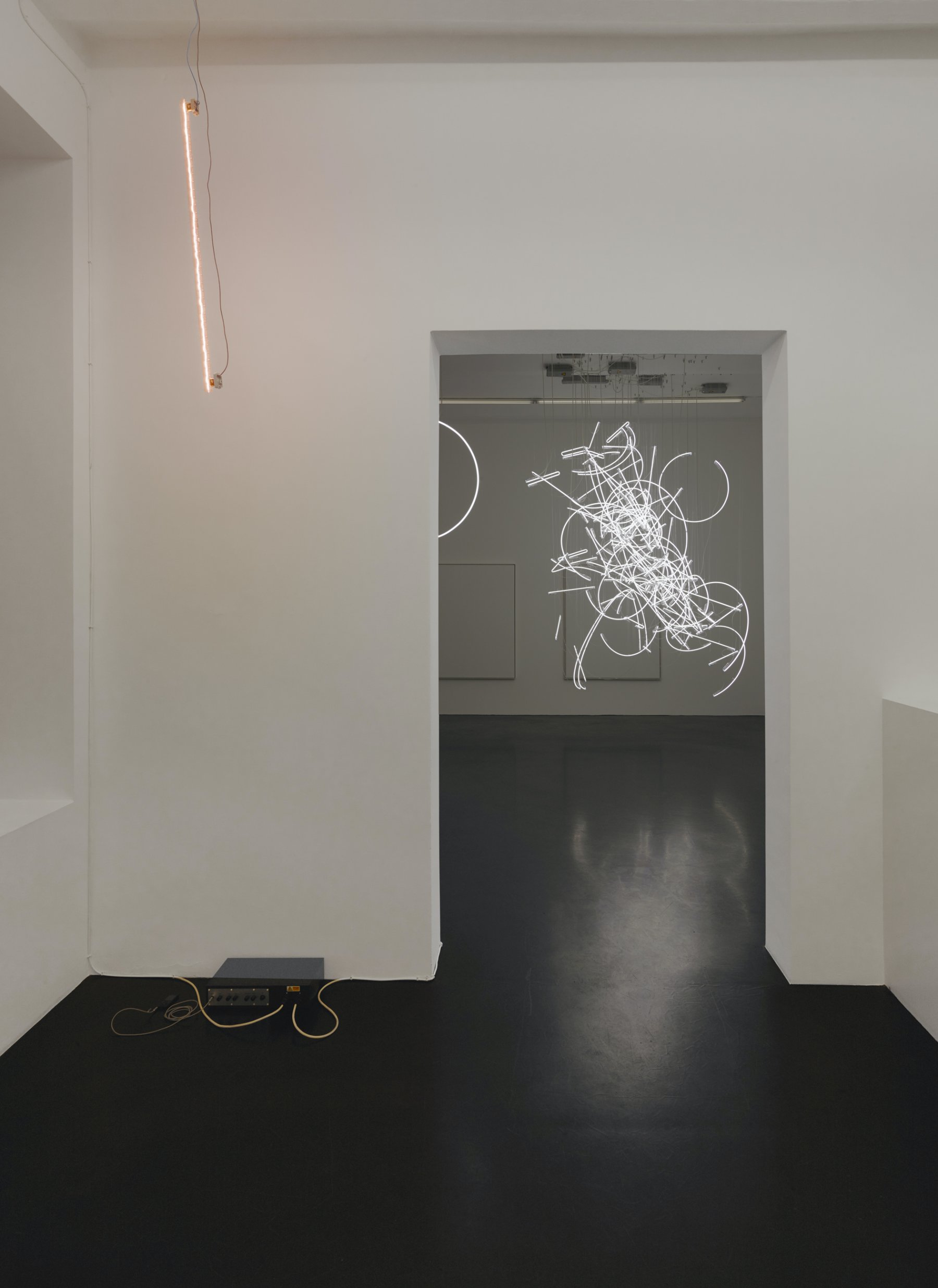 Galerie Buchholz Cologne Cerith Wyn Evans 1