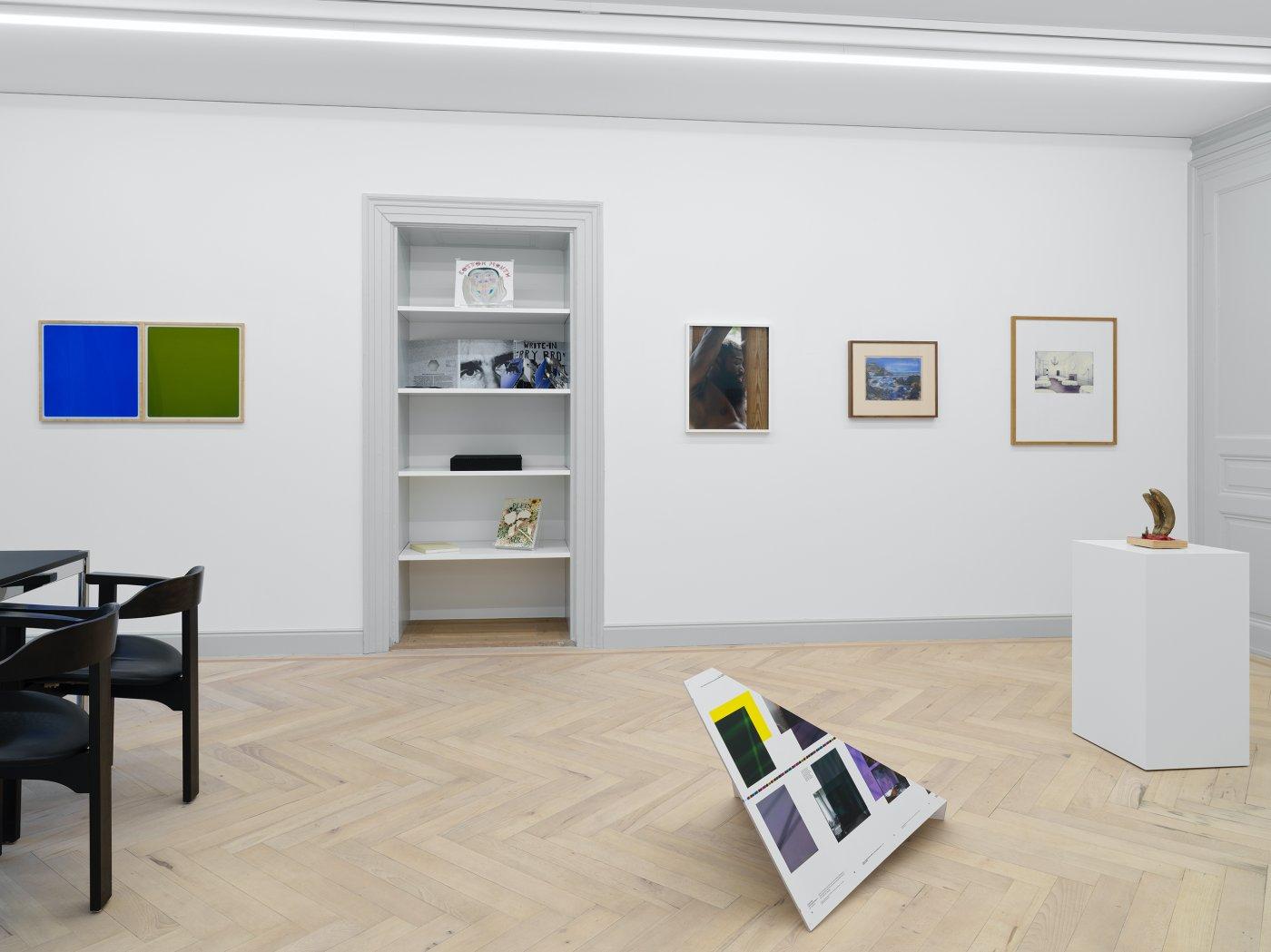Galerie Eva Presenhuber All in One 12