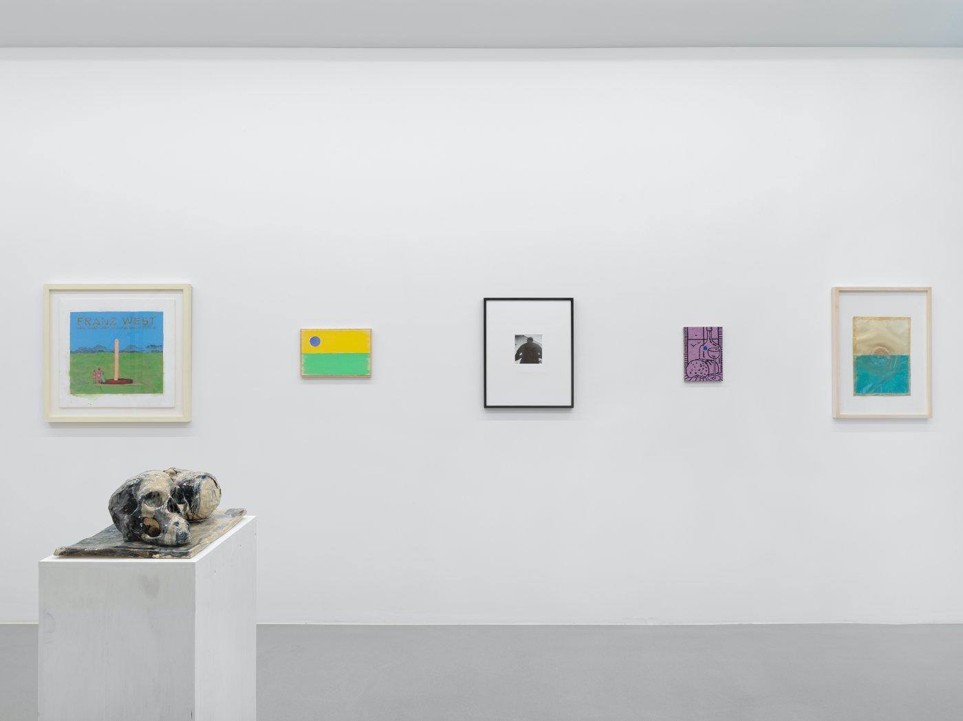 Galerie Eva Presenhuber All in One 2