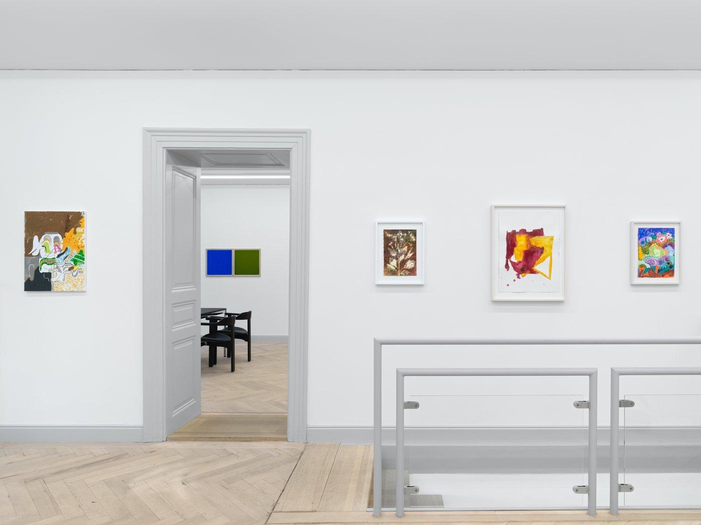 Galerie Eva Presenhuber All in One 5