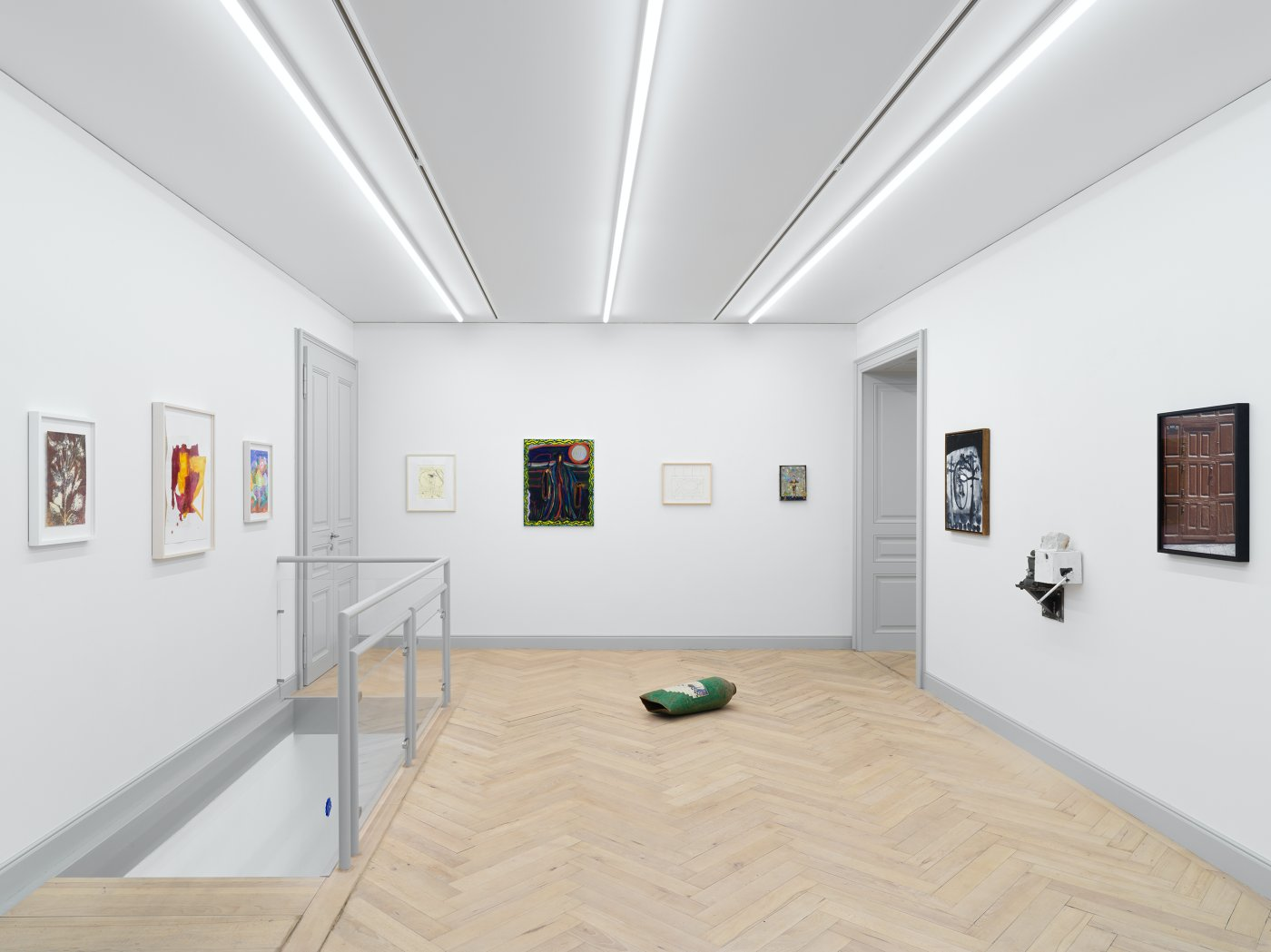 Galerie Eva Presenhuber All in One 8