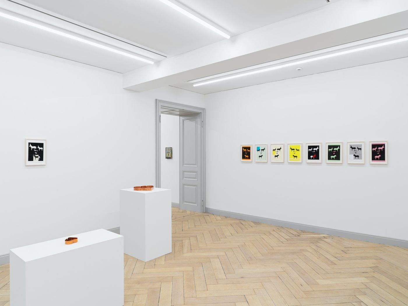 Galerie Eva Presenhuber Valentin Carron 2020 2