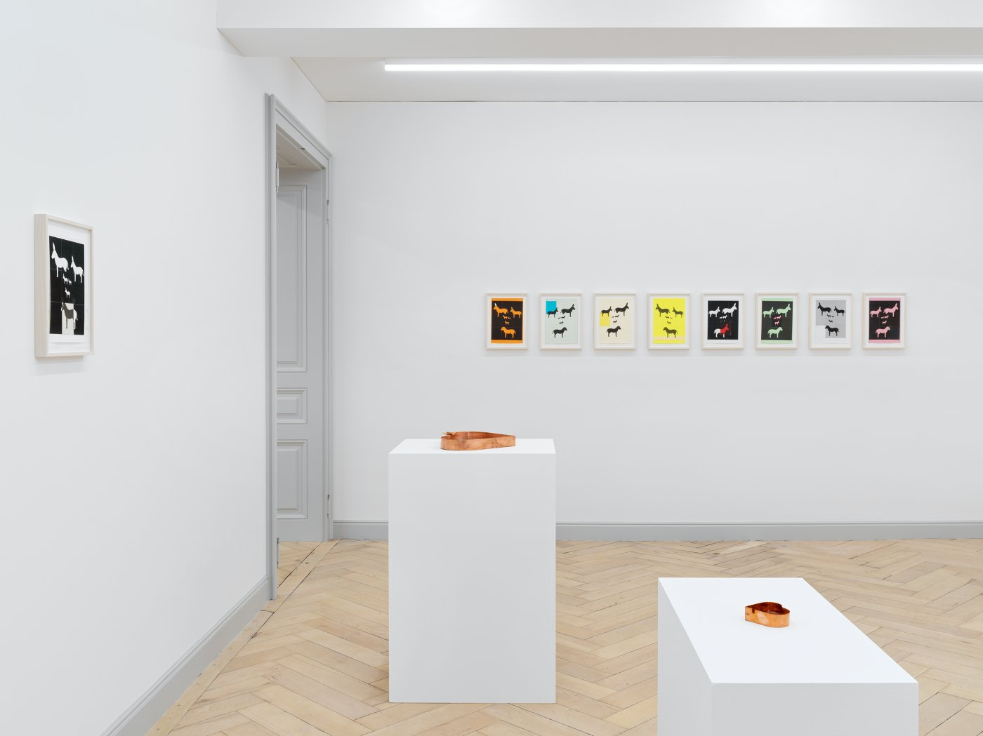 Galerie Eva Presenhuber Valentin Carron 2020 3