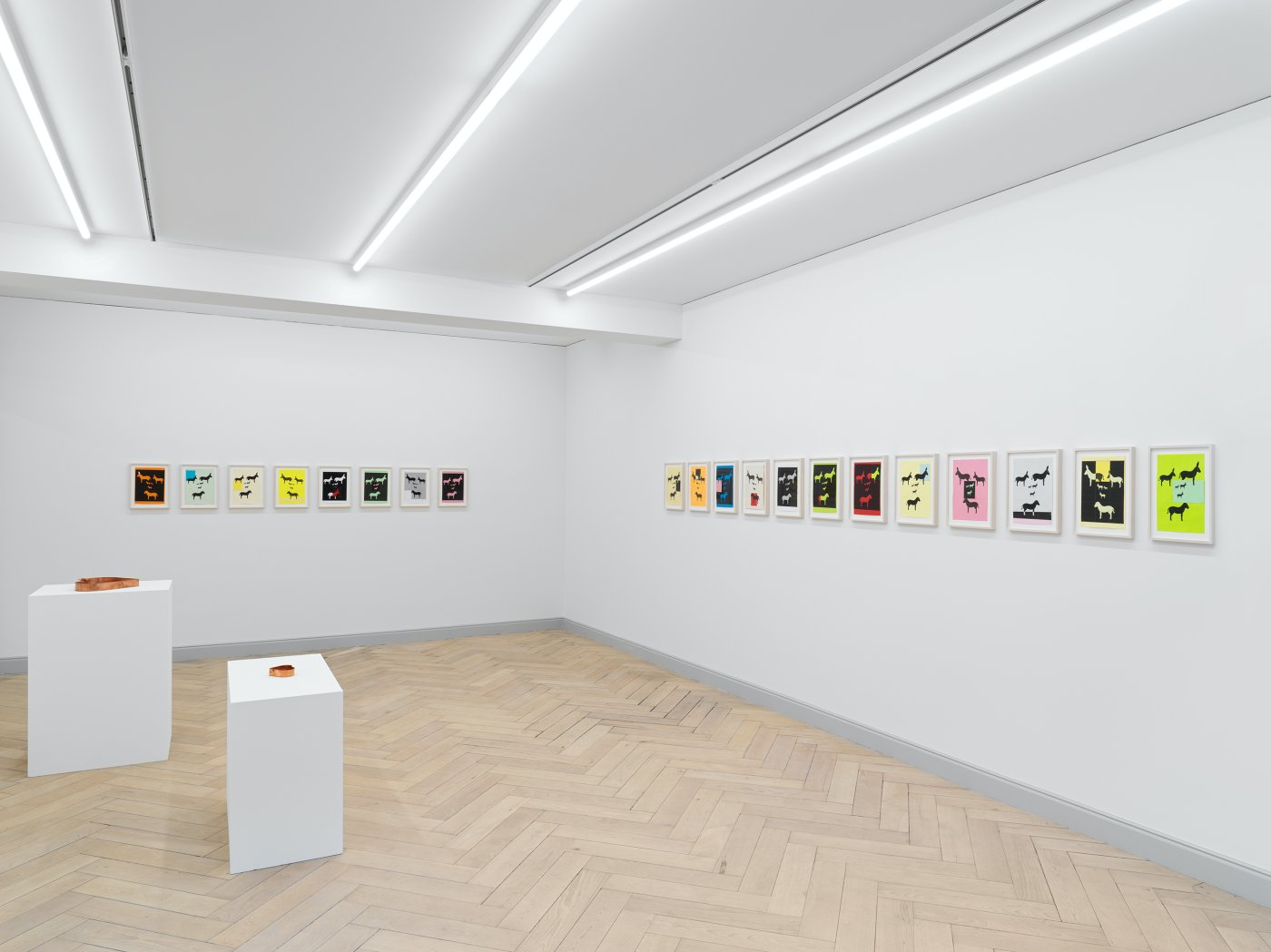 Galerie Eva Presenhuber Valentin Carron 2020 5