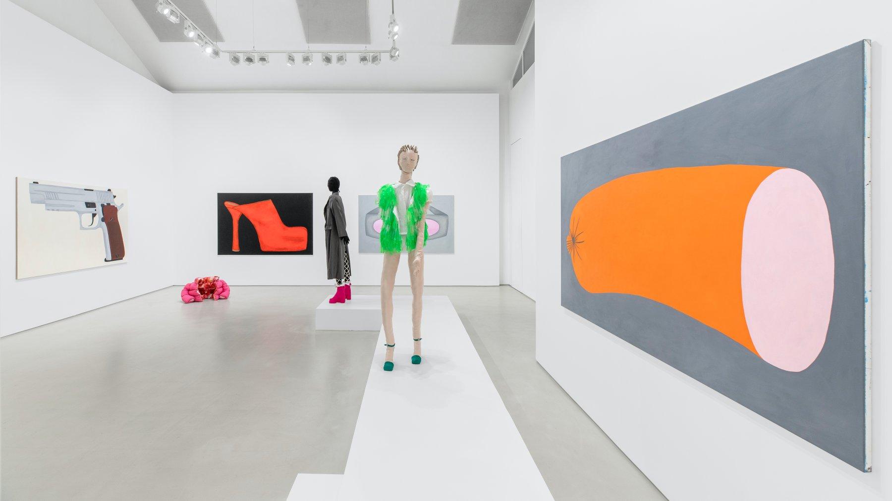 Galerie Max Hetzler Paris Raphaela Simon 1