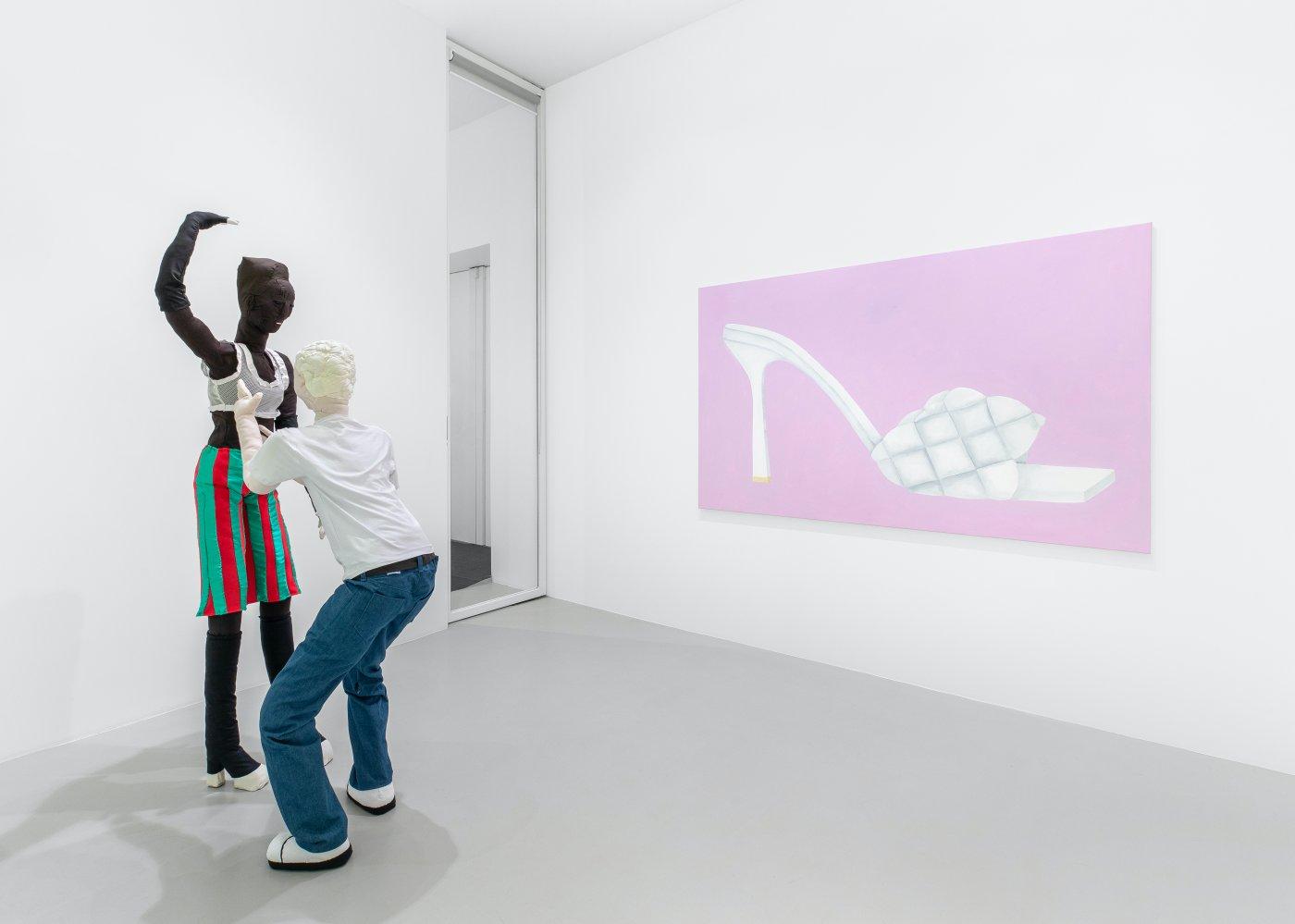 Galerie Max Hetzler Paris Raphaela Simon 4