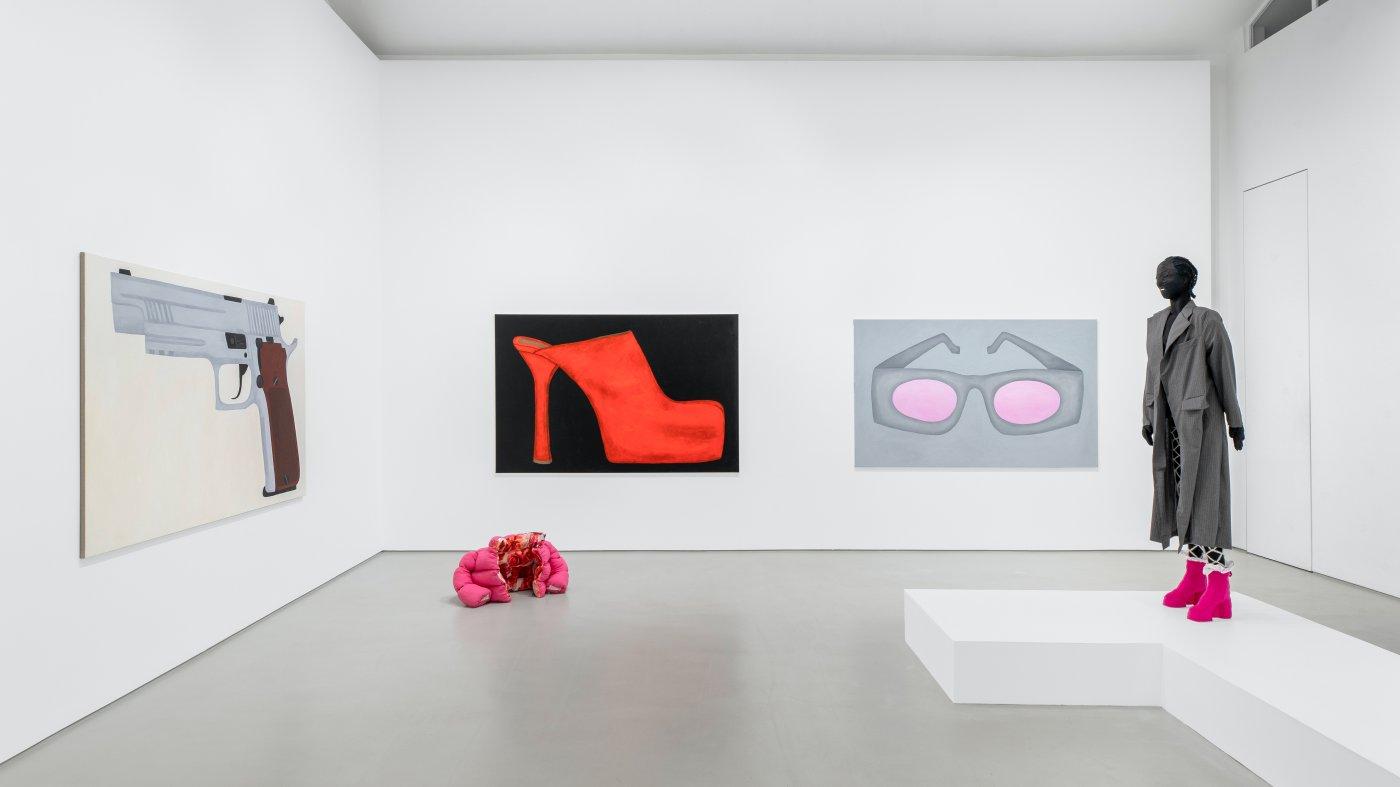 Galerie Max Hetzler Paris Raphaela Simon 8