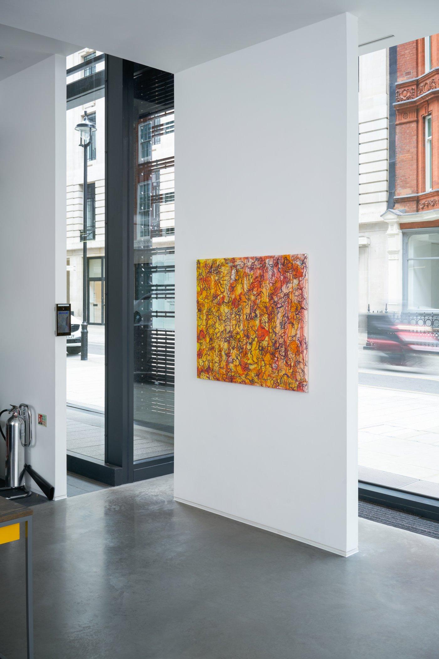Goodman Gallery Ghada Amer 2