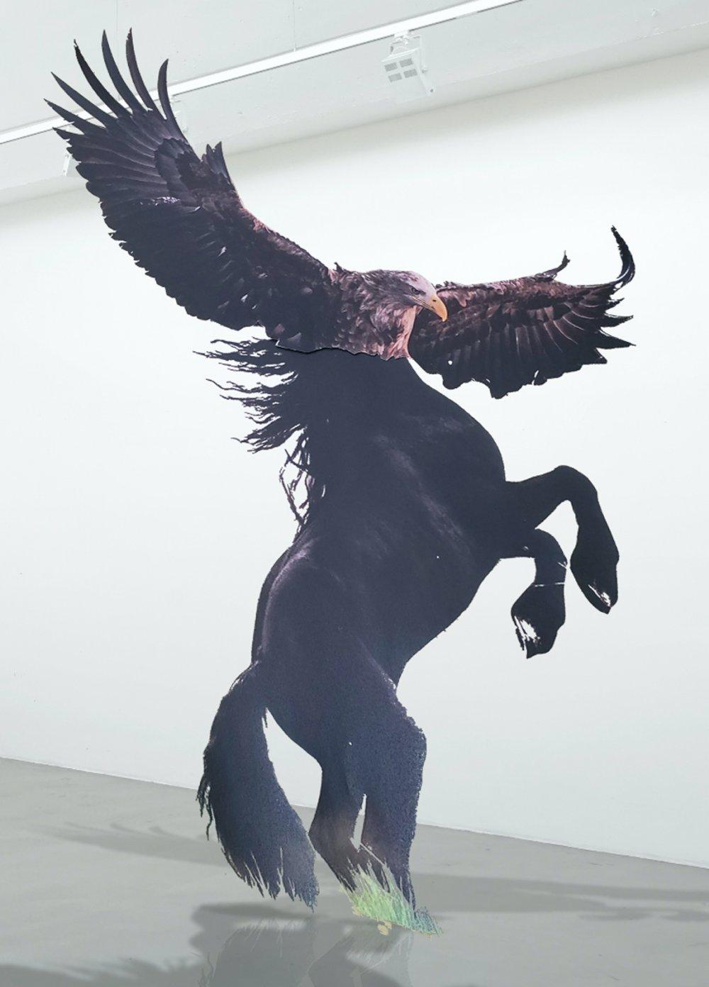 Beast-Beast eaglehorse