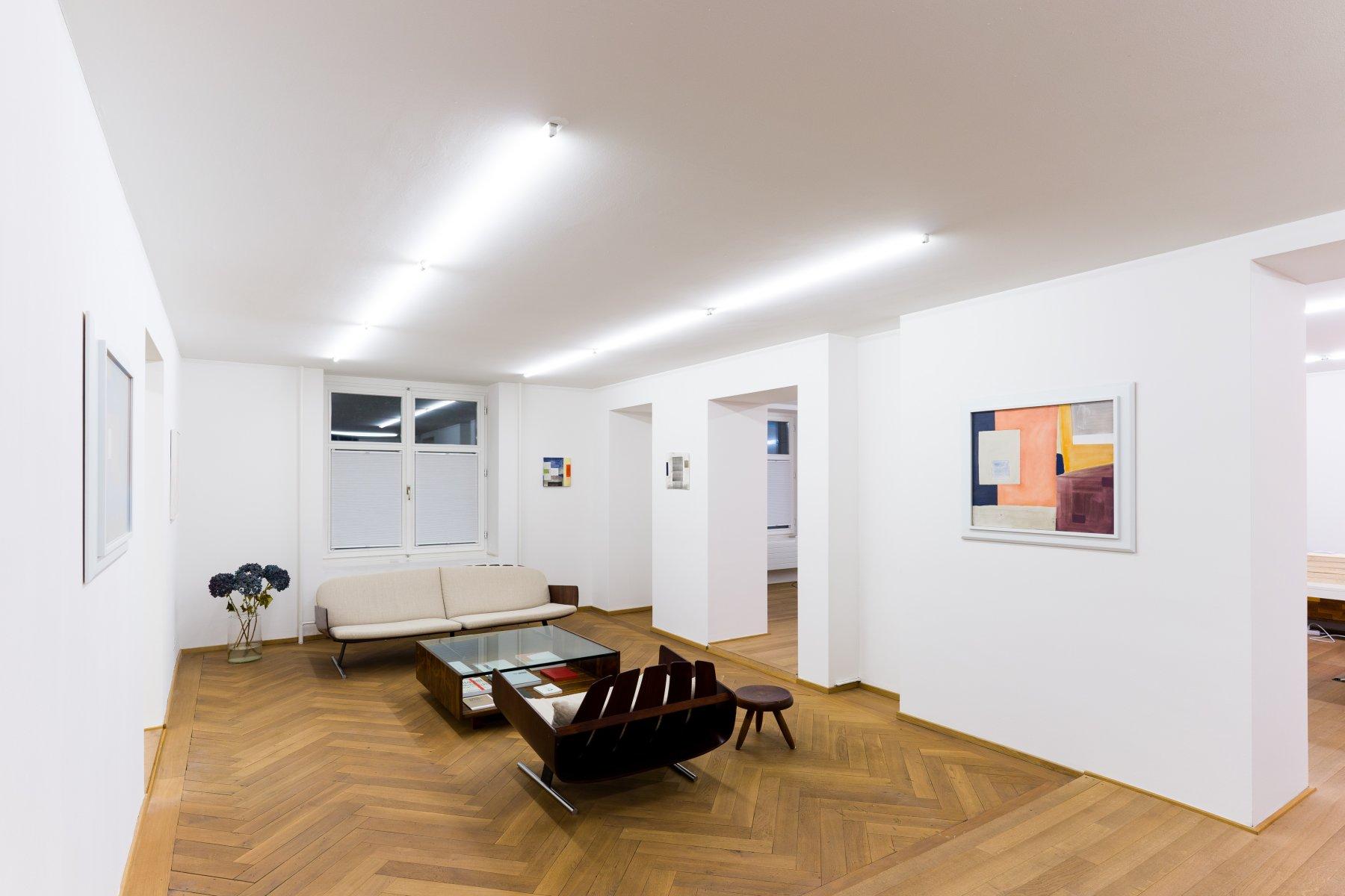 Mai 36 Galerie Ernst Caramelle Jorge Mendez Blake Christoph Rutimann 1