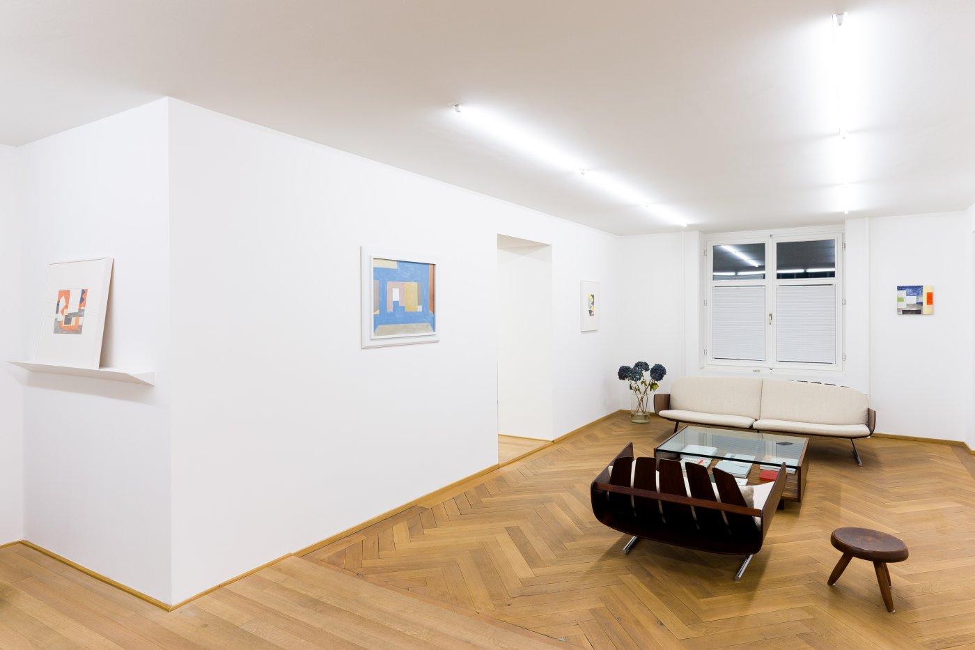 Mai 36 Galerie Ernst Caramelle Jorge Mendez Blake Christoph Rutimann 2