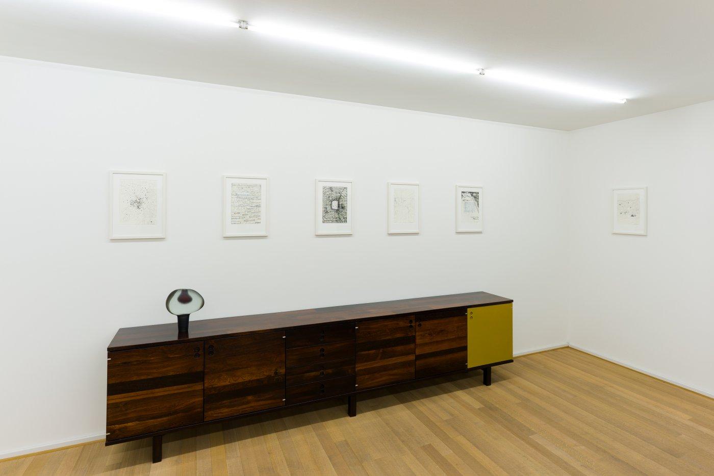 Mai 36 Galerie Ernst Caramelle Jorge Mendez Blake Christoph Rutimann 3