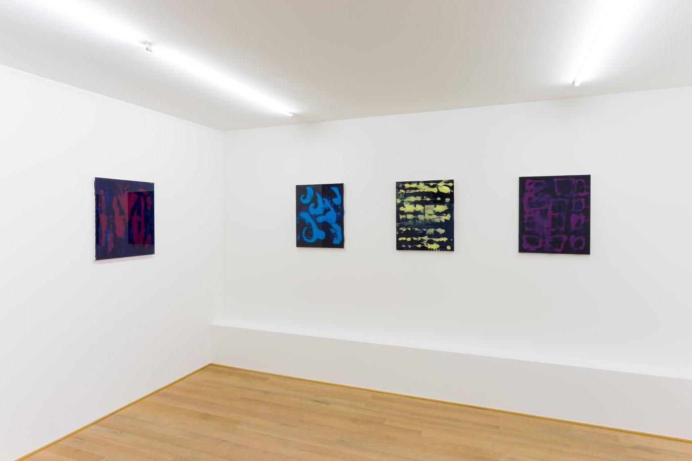 Mai 36 Galerie Ernst Caramelle Jorge Mendez Blake Christoph Rutimann 4
