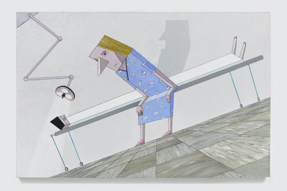 Gurney (after El Lissitzky)