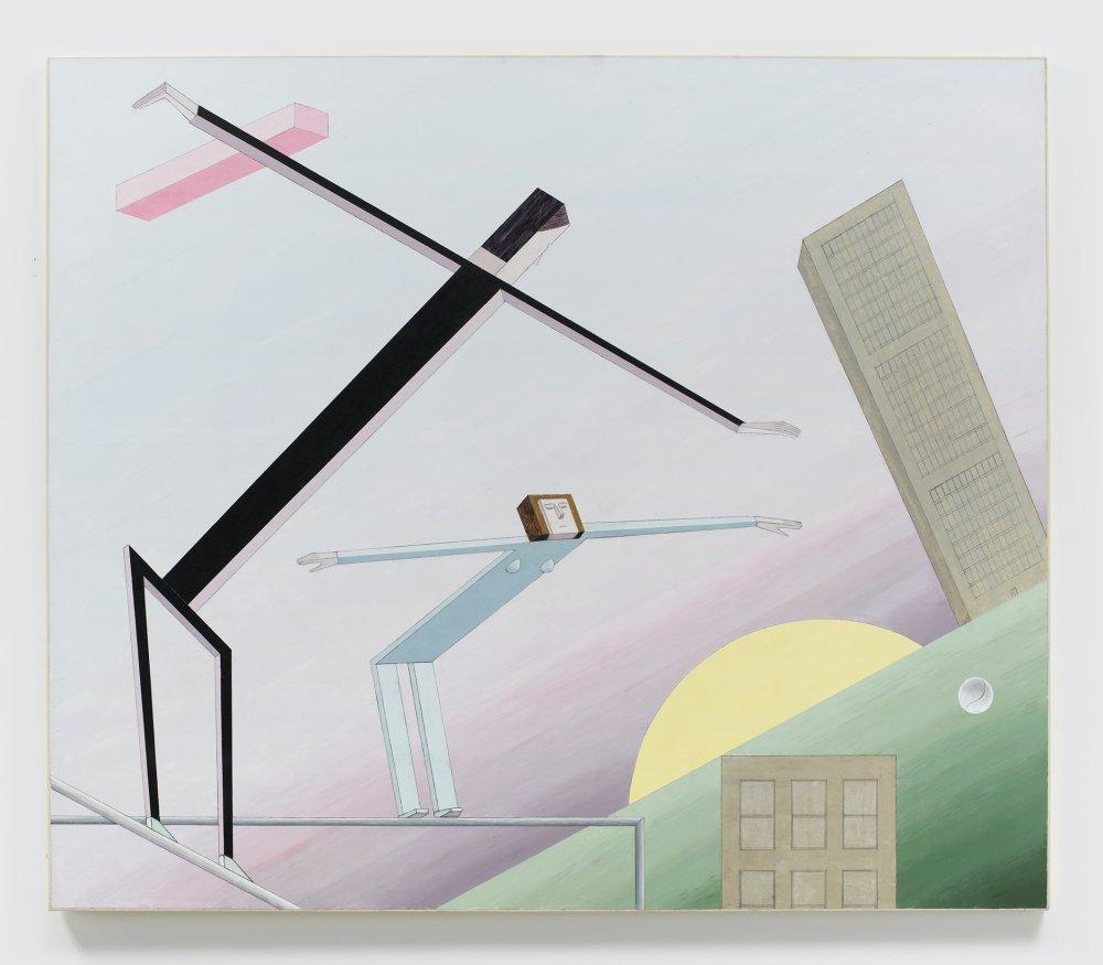 Dawn (after El Lissitzky)