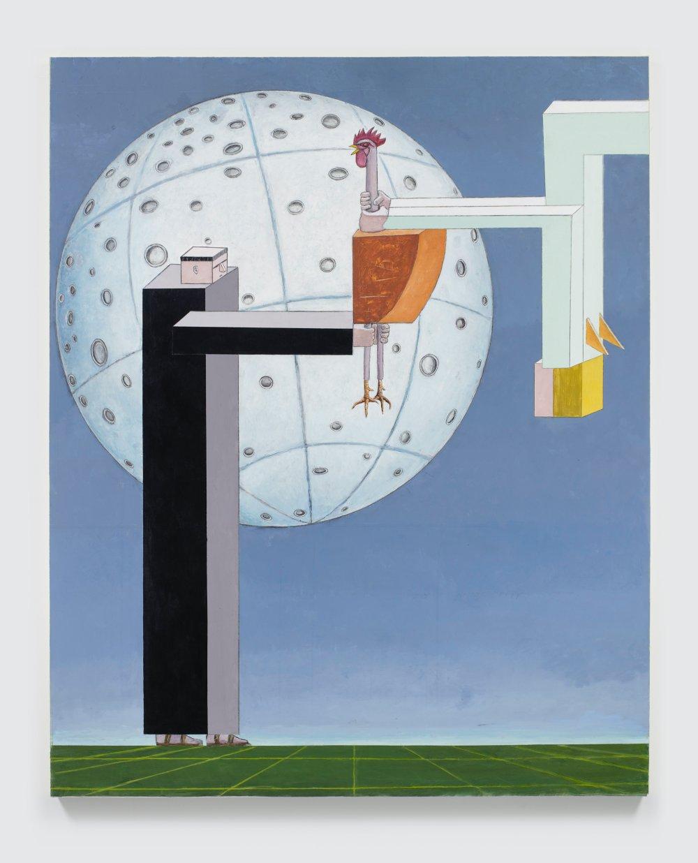 Deliverance (after El Lissitzky)