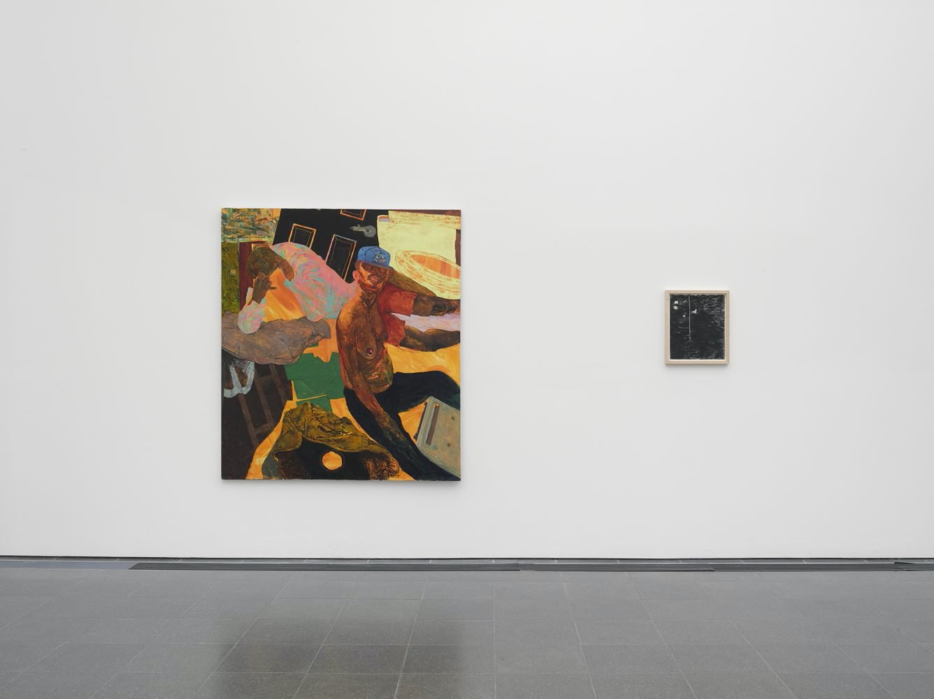 Serpentine Gallery Jennifer Packer 7
