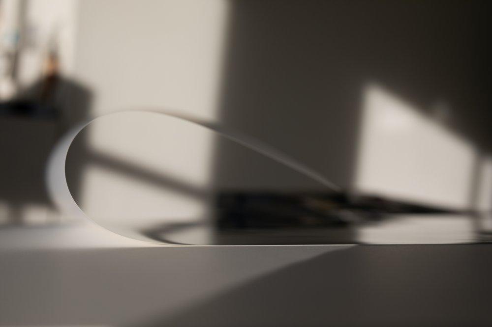 paper drop (ghost)