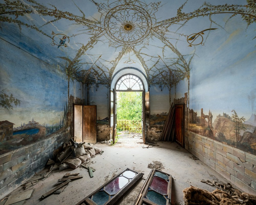 Addio a Villa Bellavista - Italy