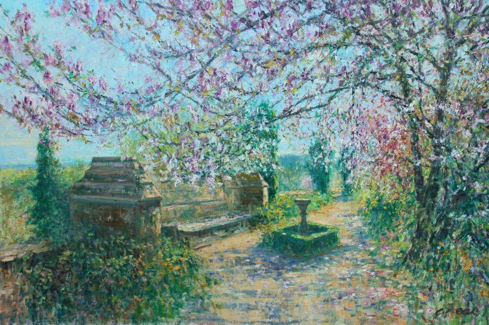 Magnolia - The Lower Terrace