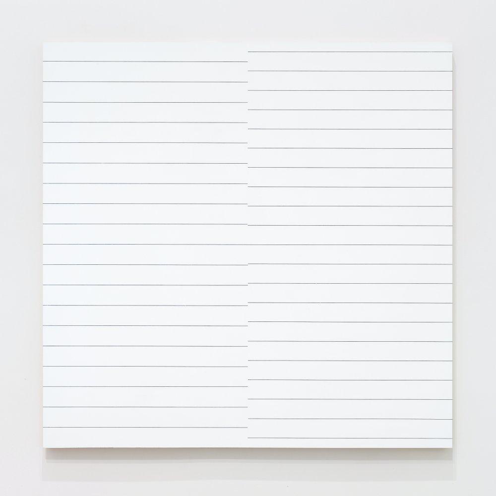 19 lignes parallèles et 21 lignes parallèles avec 1 interférence