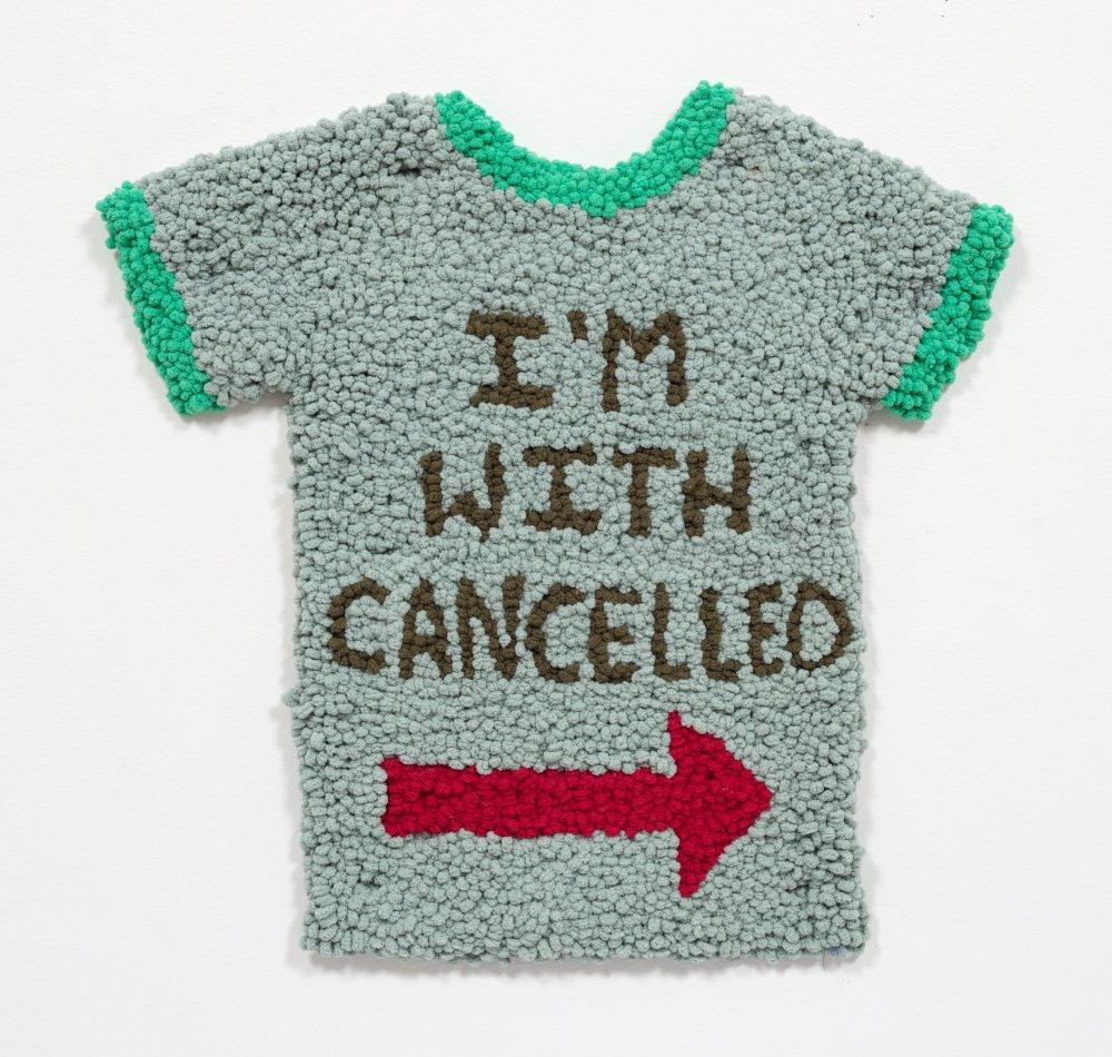 "My ""I'm With Cancelled"" Shirt"