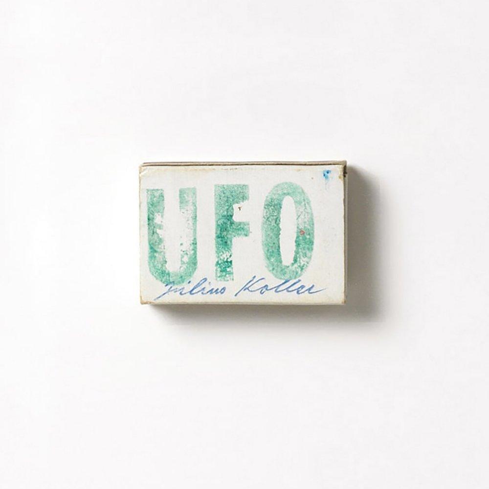 Untitled U.F.O.(Matchbox)