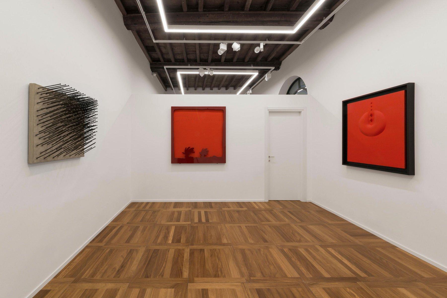 Cortesi Gallery Milan Group Show 1