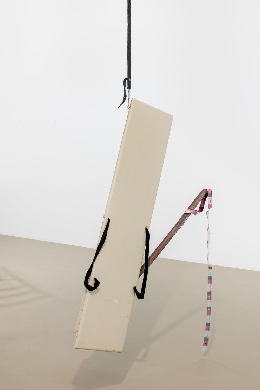 Untitled portable sculpture (La Señora de Las Nueces) 2