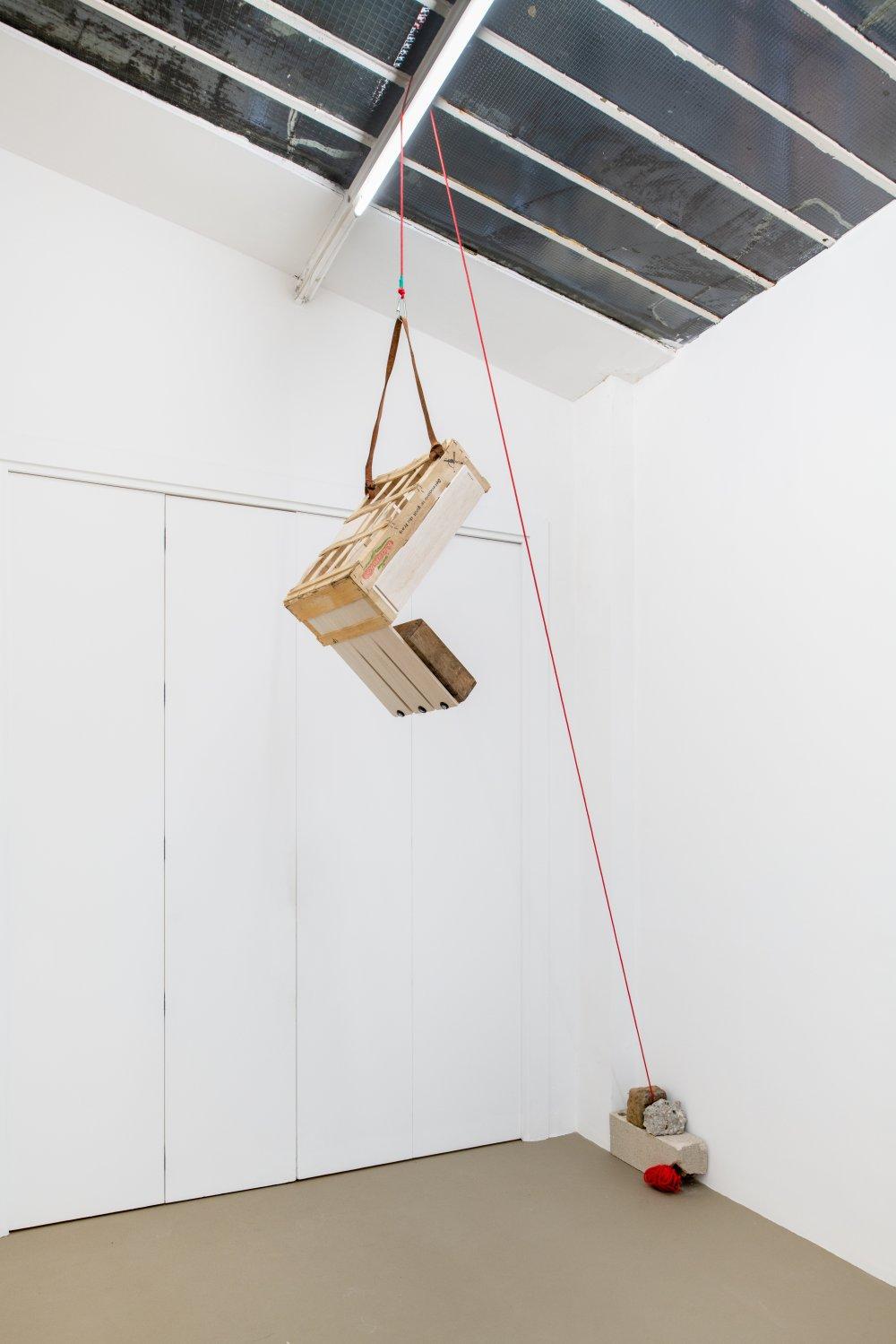 Untitled portable sculpture (La Señora de Las Nueces) 9