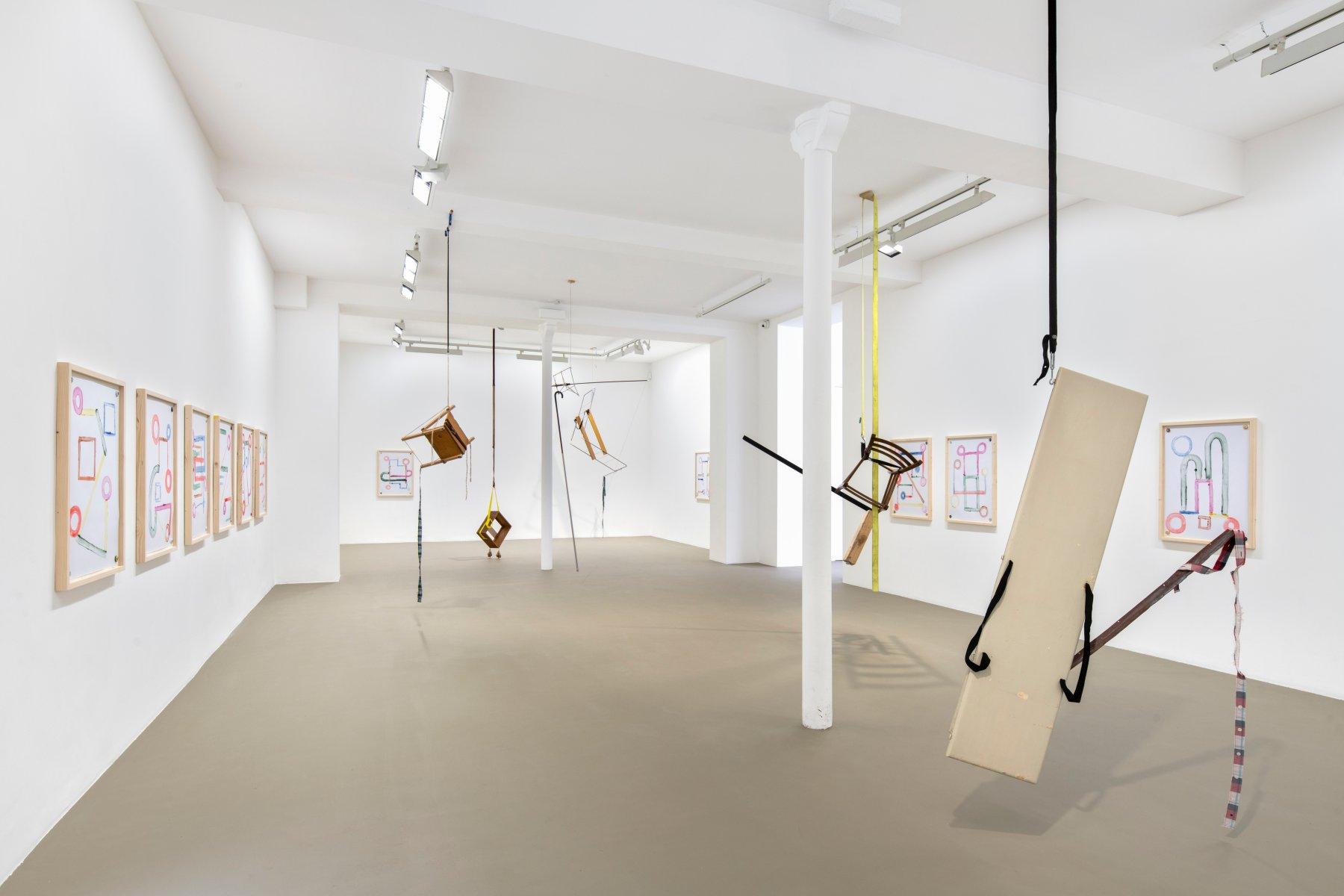 Galerie Chantal Crousel Abraham Cruzvillegas 1
